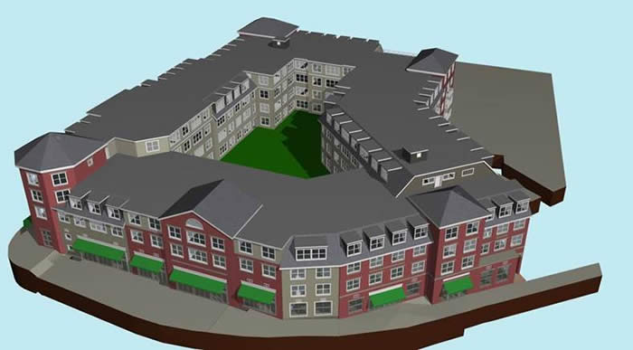 Proposed Land Apartments Image