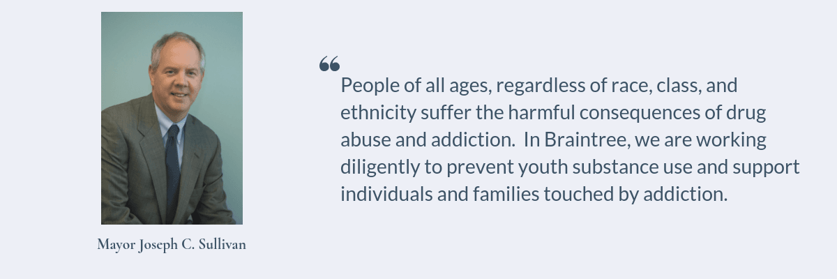 People of all ages, regardless of race, class, and ethnicity suffer the harmful consequences of drug